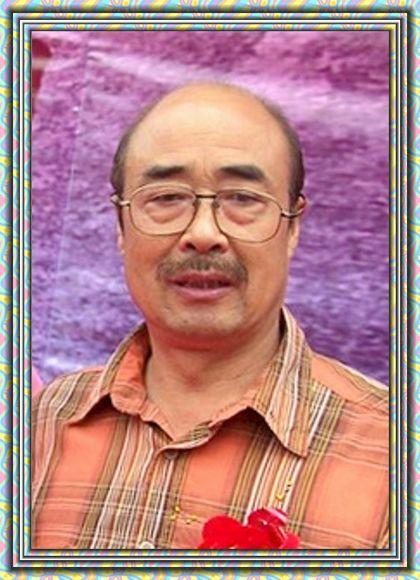 中华辞赋家联合会副总顾问――谭 杰