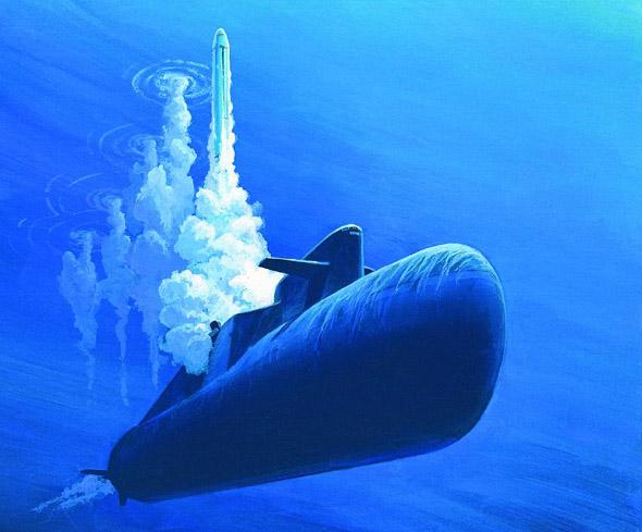 中国海军核潜艇部队